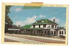ROBIN  HOOD INN Clifton New Jersey NJ Postcard Unused FREE SHIP Valley Road 1948