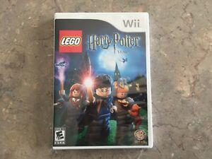 LEGO Harry Potter: Years 1-4 (Nintendo Wii, 2010)complete