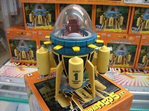 DRAGON BALL Super  DBZ  BANPRESTO Mega WCF Time Machine Original Japan Market
