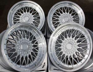 Alufelgen-4-X-17-Zoll-Dare-Rs-Passend-BMW-5-6-7-E39-E60-225-45-17-Hankook