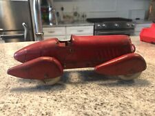Wyandotte Boat Tail Racer/ Car
