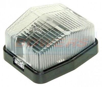 JOKON PL96 WHITE CLEAR FRONT MARKER LAMP LIGHT CARAVAN MOTORHOME CAMPER VAN CML5