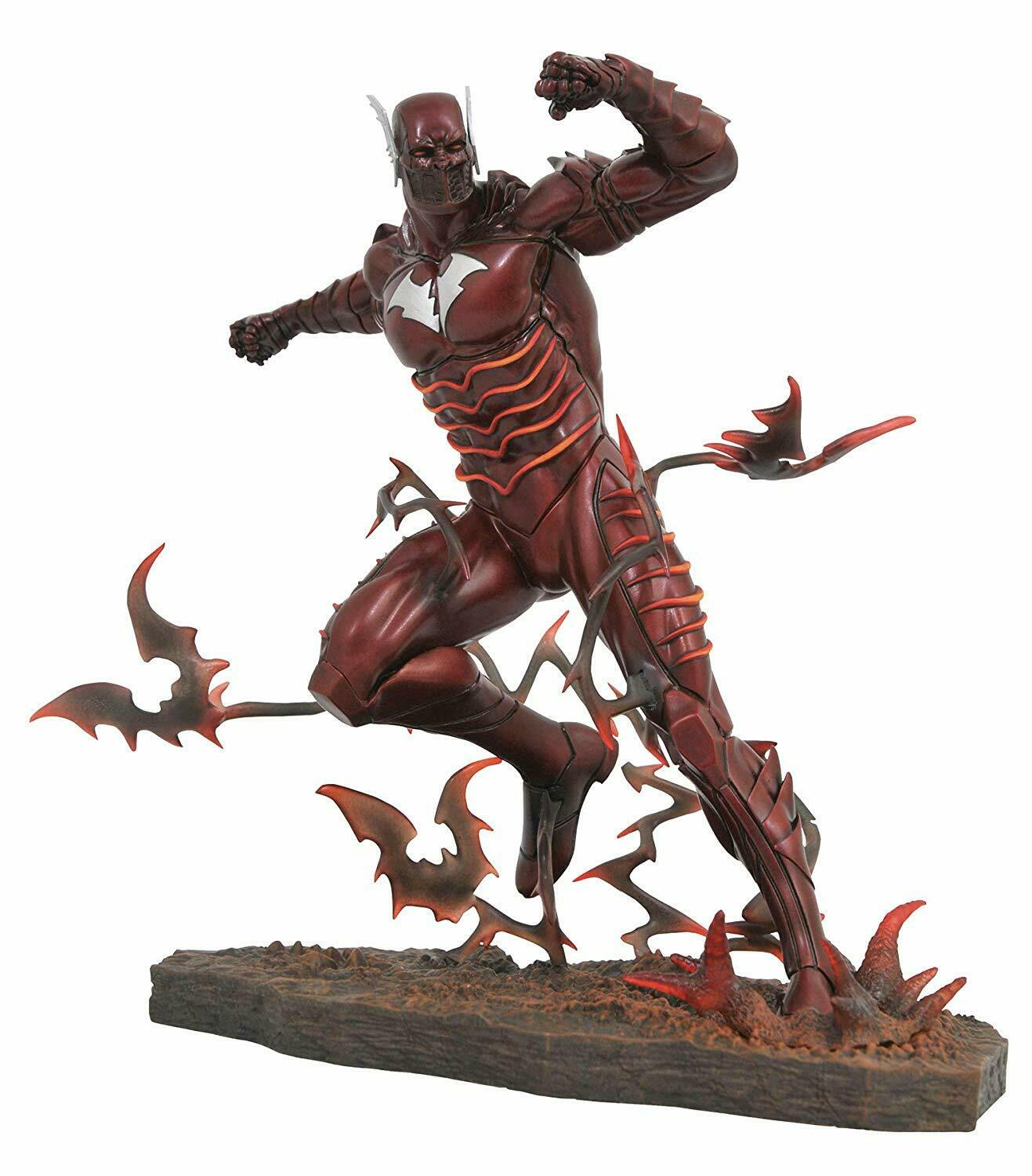 DC Galerie  Batman The rouge Death Statue  DST Diamond DC Comics nuits sombres