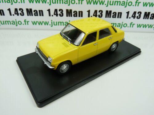 VQ30 Auto 1//24 Salvat Modelle Renault 5 Stufenheck Renault 7 Siete 1974