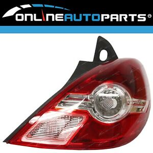 RH Replacement Tail Light for Nissan Tiida C11 Ser2 2009-on 5Dr Hatch Right RHS