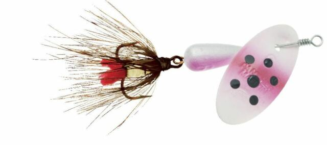 Panther Martin Pmrbt D Nature Series Rainbow Trout Spinner Lure Size 1 1//32 Oz for sale online