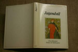 Sammlerbuch-Jugendstil-Design-Kunsthandwerk-Malerei-Plastiken-Graphik