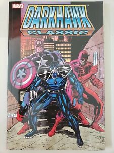 DARKHAWK-CLASSIC-Vol-1-TPB-MARVEL-COMICS-2012-1ST-PRINT-BRAND-NEW-UNREAD