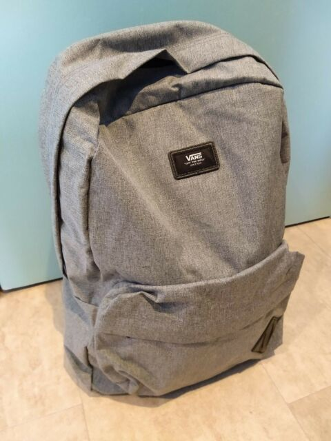 0a77a5d162b269 VANS Backpack Old Skool II 22l Heather Suiting for sale online