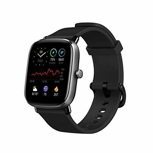 Amazfit GTS 2 Mini Fitness Smart Watch, Super-Light Thin Design, 14-Days Battery
