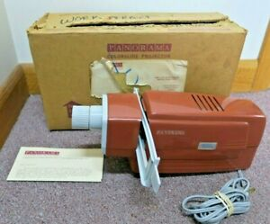 Vintage Panorama Model 101 Slide Projector (Pre-Owned) Tested and Working