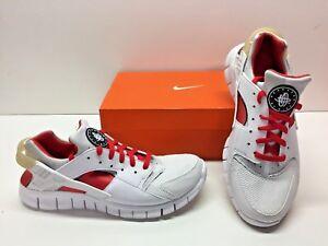 e1001cab32b4 La foto se está cargando Nike-Huarache-2012 -Correr-Entrenamiento-Zapatillas-Casual-Free-