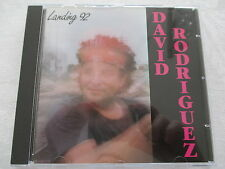 David Rodriguez - Landing 92 - Brambus Records CD no ifpi