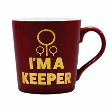 Harry Potter Quidditch Keeper Boxed Mug