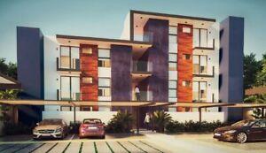 Venta departamento 2 recámaras residencial Magnus en Cholul al norte de Mérida