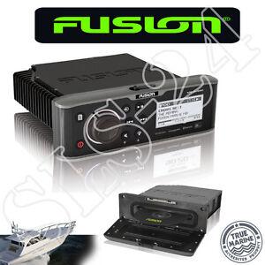 Fusion-MS-AV750-Marine-Entertainmentsystem-iPhone-6-DVD-CD-Boat-Boot-Yacht-Radio