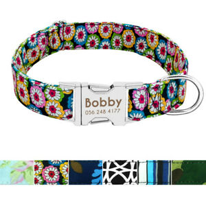 New-Arrival-Personalized-Nylon-Dog-Collar-for-Pitbull-Doberman-Poodle-Beagle-Pug