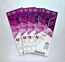 LONDON 2012 OLYMPIC GAMES MEMORABILIA - Ticket Stub(s) Mens Football 04/08/12
