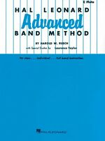 Hal Leonard Advanced Band Method C Flute Advanced Band Method 006600700