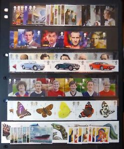 GB-2013-Commemorative-Stamps-Year-Set-Unmounted-Mint-no-m-s-UK-Seller