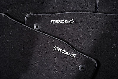 Luxury GS8TV0320A 2009-2012 GS8TV0320A Genuine Mazda 6 GH Car Mats