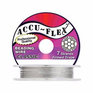 AccuFlex-Beading-Wire-7-Strand-0-014-Inch-100-ft-WR107