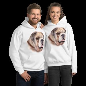 Crazy Dog Lady Whos Walking Who Hooded Pull Over Sweatshirt Keep Calm Walk Dog
