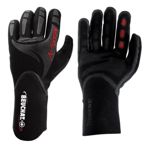 Beuchat Marlin//Mundial Gloves 2 MM Diving Gloves For Warm Waters