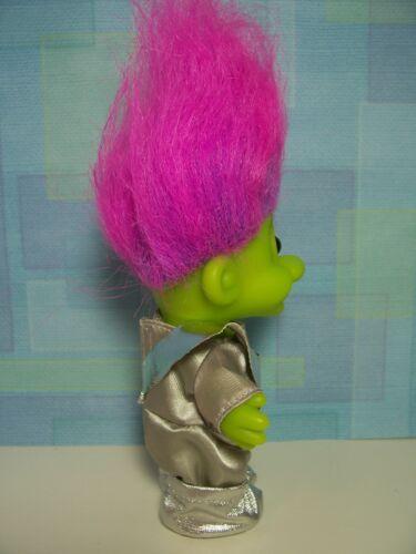 """Rare NEW IN ORIGINAL WRAPPER 5/"""" Russ Troll Doll MR MARTIAN"""
