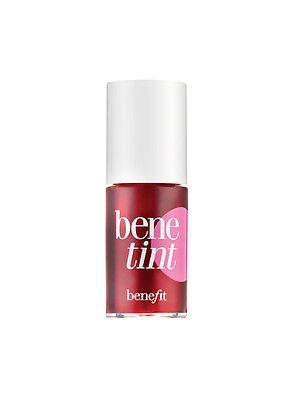 New Women's Benefit Benetint Lip & Cheek Stain Mini
