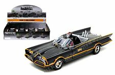 JADA 1:24 DISPLAY METALS CLASSIC TV SERIES BATMOBILE DIECAST CAR 98262