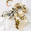 Solid-Floral-Bow-Scrunchie-Hair-Band-Elastic-Hair-Ties-Rope-Scarf-Accessories thumbnail 20