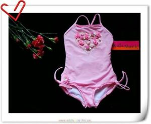 d49eb749176ef NWT Kate Mack Toddler/Girls/Kids One Piece Tankini Bikini Pink ...