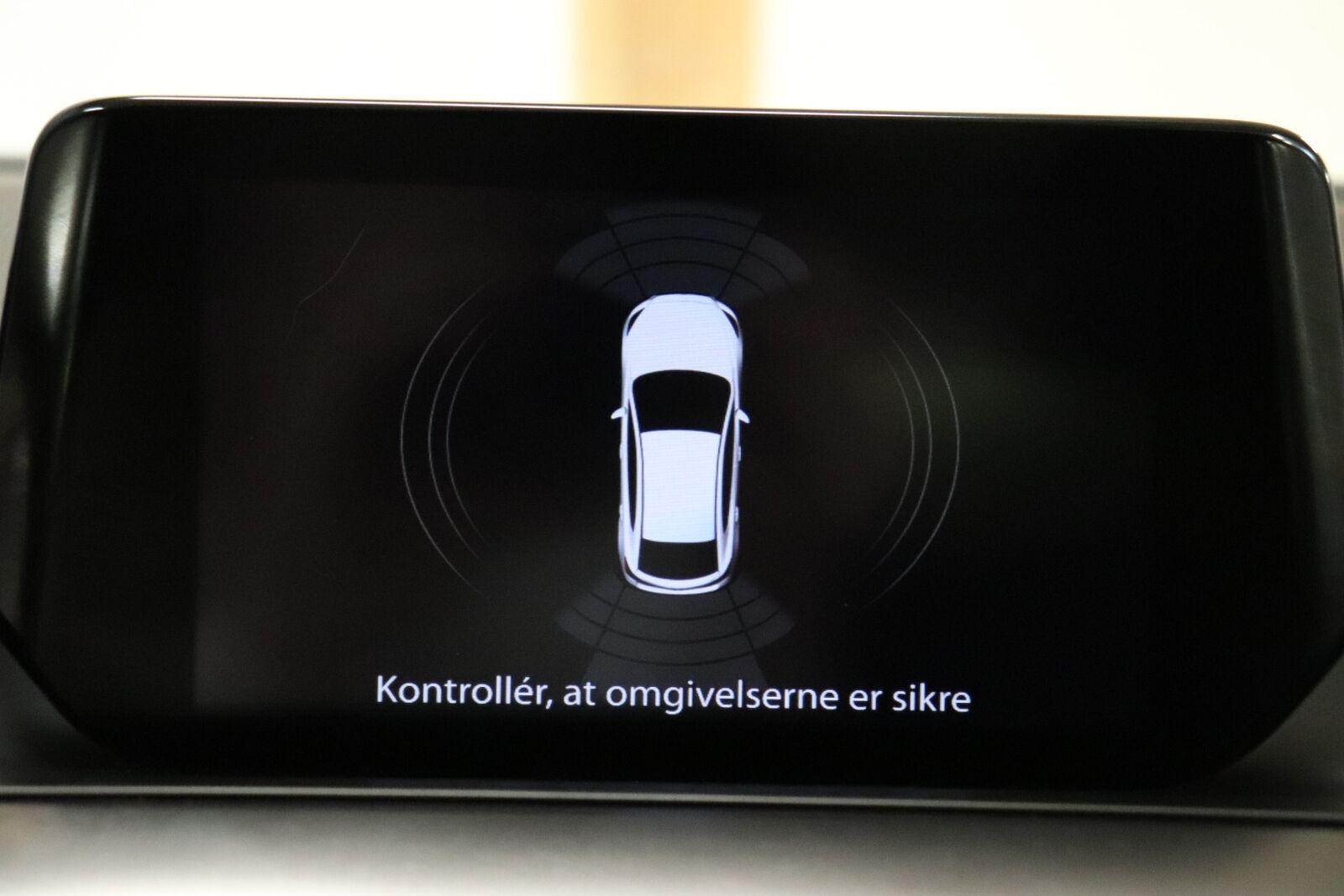 Mazda 6 2,2 SkyActiv-D 150 Vision stc. aut.