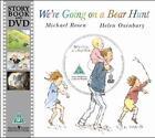 We're Going on a Bear Hunt. Book + DVD von Michael Rosen (2009, Taschenbuch)
