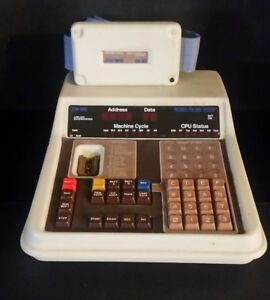 Advanced-Microsystems-EM-188-Emulator-8080-8085-Series-No-Power-Cord-Working