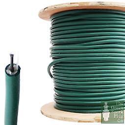 7 mm HT Ignition Lead Câble-Haut Résistance Câble Flotteurs composés d/'Hypalon Vert