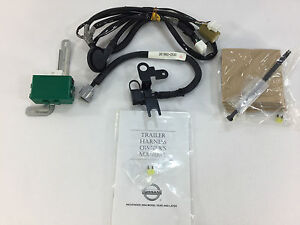 image is loading 999t8-xq000-nissan-pathfinder-trailer-harness-kit-new-