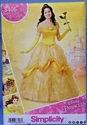 Simplicity Disney Princess Misses Snow White Costume-14-16-18-20