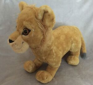 NEW-Disney-The-Lion-King-SIMBA-Jumbo-Plush-Stuffed-Animal-Toy