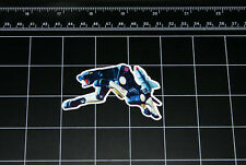Transformers G1 Ravage box art vinyl decal sticker Decepticon 80s