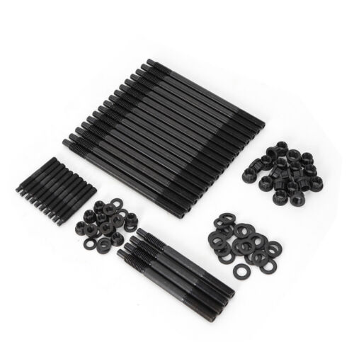 LS1 LQ9 Car Cylinder Head Stud Kit Especially For 97-03 Chevy 4.8//5.3//5.7//6.0L