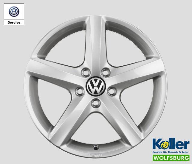 Original Volkswagen alufelge 17 pulgadas Aspen Passat b6 b7 eos cc Scirocco