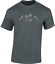 Skull Guns Airsoft T-shirt Funny Gift  Mens Fathers day Shooting Camouflage