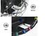 Reusable-Cable-Ties-Nylon-Zip-Tie-Wraps-Strong-Long-1M-Tape-Hook-Loop-4-Colours miniatuur 7