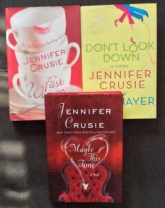 Jennifer crusie books online free