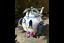 Fairy-Treehouse-Teapot-Sunflower-House-Wishing-Well-Metal-Garden-Decor-Ornament thumbnail 22