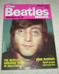 THE-BEATLES-BOOK-MONTHLY-Magazine-No-112-August-1985