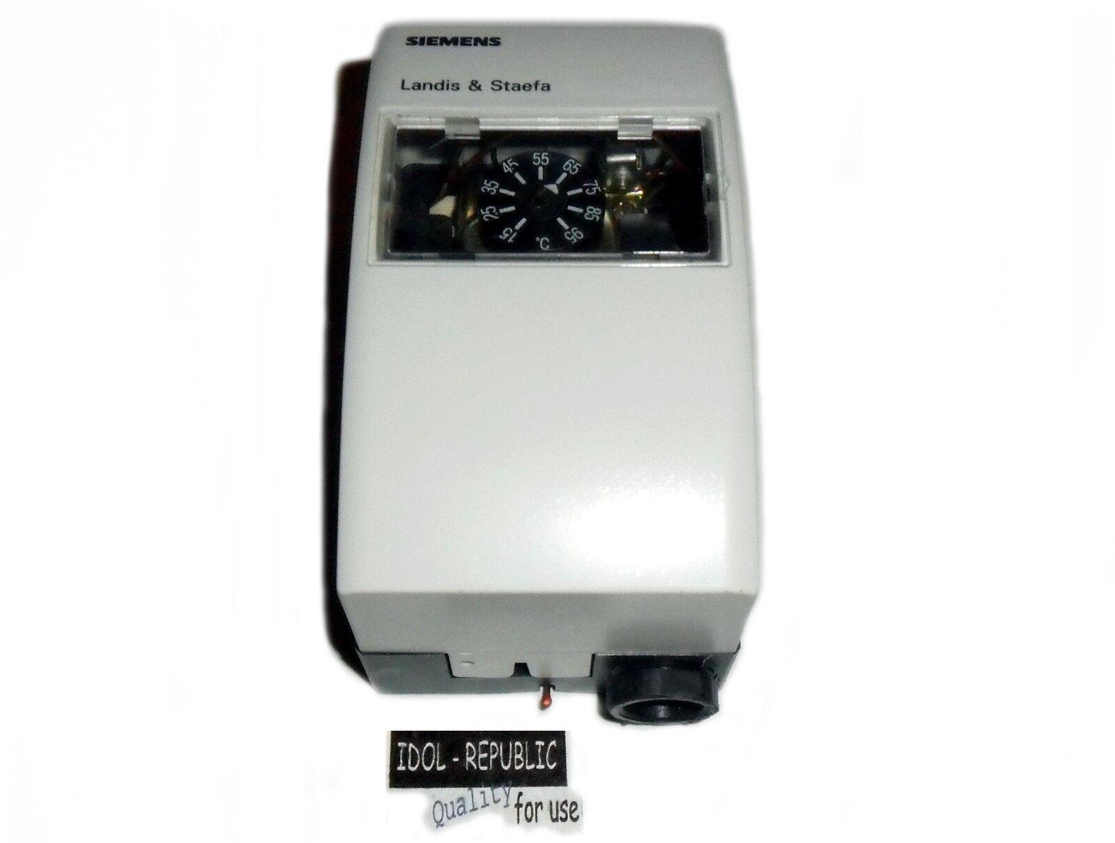 Siemens - Landis & Staefa Staefa Staefa - RAZ114.420 TW  - Thermostat - RAK82.4/3728 - e29404