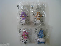 2013 Burger King Care Bears Toys Complete Set Of 4 Free Shipping